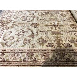 "SARGH ANTIQUE FIN - WOOL  5'8""X4' PERSIAN AREA RUG (RETAIL VALUE $2,810.00)"