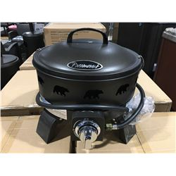 PARAMOUNT OUTDOOR PORTABLE PROPANE FIRE PIT