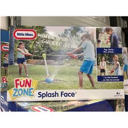 LITTLE TYKES WATER WAR FUN ZONE SPLASH FACE