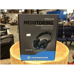 SENNHEISER STUDIO MONITORING HEAD PHONES