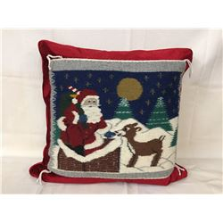 Navajo Christmas Pillow