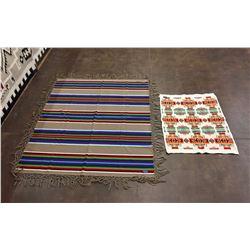 Pair Pendleton Blankets