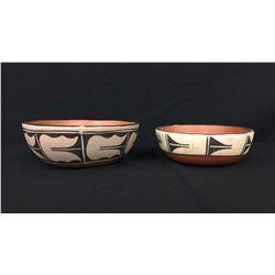 Santo Domingo Pueblo Pots