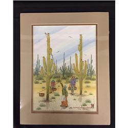Original Michael Chiago Painting