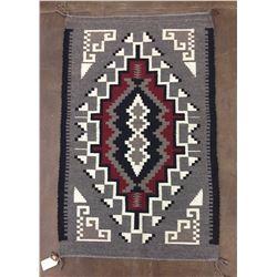 Navajo Textile by John Tousie