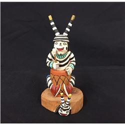 Hopi Koshari Kachina - Marvin Polacca