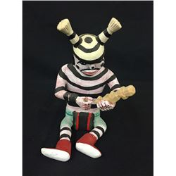 Sheldon Talas Clown Kachina