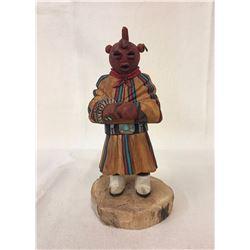Hopi Kachina - Leon Lalo