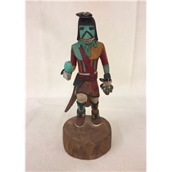 Red Tail Hawk Kachina - Farrell Ami