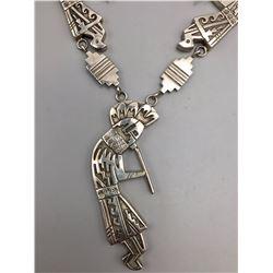 Kokopelli Necklace - Singer