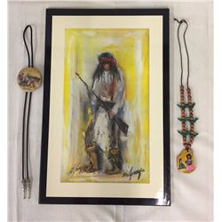 Group of DeGrazia Items - Signed!
