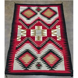 Early Navajo Textile - Nice!