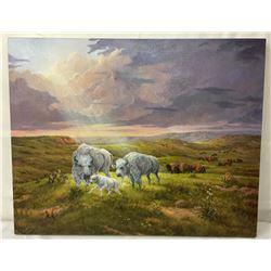 Original Mary Selfridge Painting