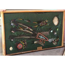 Artifacts Display - Patagonia Museum