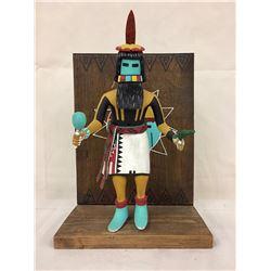 Chester Williams - Unique Hopi Kachina