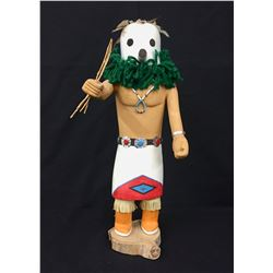 Vintage Zuni Warrior Kachina