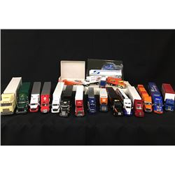 Approx. 20 Toy Trucks