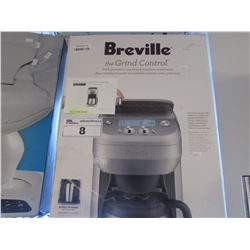 BREVILLE THE GRIND CONTROL BURR MACHINE