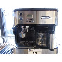 DELONGHI COMBINATION PUMP ESPRESSO MAKER COFFEE CENTER