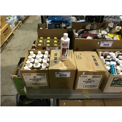 3 BOXES OF FARNAM PET PRODUCTS ALLERPET/D FOR PEOPLE WITH DOG ALLERGIES