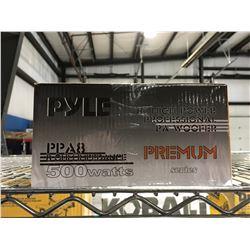 "PYLE PREMIUM SERIES 8"" 500 WATT HIGH POWER PROFESSIONAL WOOFER"