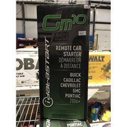 IDATASTART CM10 REMOTE CAR STARTER
