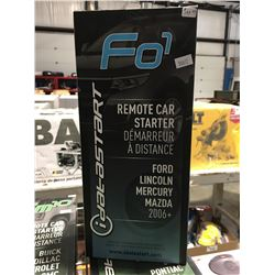 IDATASTART FO1 REMOTE CAR STARTER