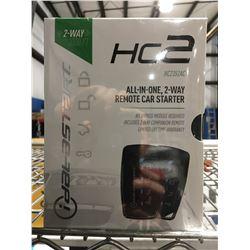 IDATASTART HC2 ALL IN ONE 2 WAY REMOTE CAR STARTER