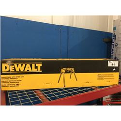DEWALT WORKSTAND WITH MITRE SAW MOUNTING BRACKETS MODEL DWX-725B