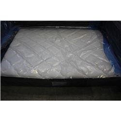 DOUBLE SIMMONS LUMBAR SUPPORT EUROTOP MATTRESS
