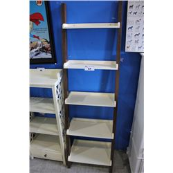 5 TIER STORAGE LADDER