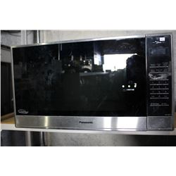 STAINLESS STEEL PANASONIC CYCLONIC INVERTER MICROWAVE OVEN