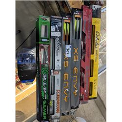 LOT OF ASSORTED ARCHERY ARROWS/ARROWHEADS - VICTORY, BLACKOUT, PUNISHER AND MORE!