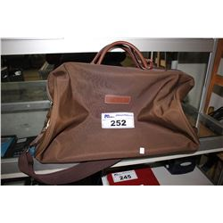 BROWN SISLEY PARIS HANDBAG