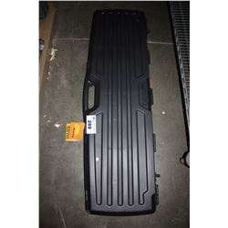 BLACK HARDSHELL PLANO RIFLE CASE