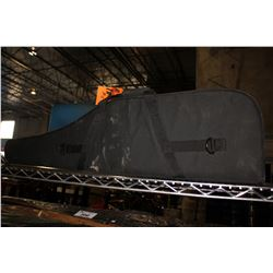 BLACK GUARDFORCE FABRIC RIFLE CASE
