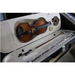 VIOLIN IN BLACK CASE