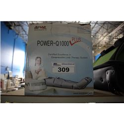 POWER-Q1000 PLUS COMPRESSIVE LIMB THERAPY SYSTEM