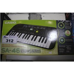 CASIO SA-46 ELECTRONIC MINI KEYBOARD