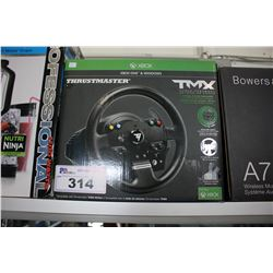 XBOX ONE & WINDOWS THRUSTMASTER TMX RACING WHEEL