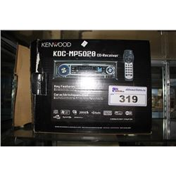KENWOOD KDC-MP5028 CD-RECEIVER