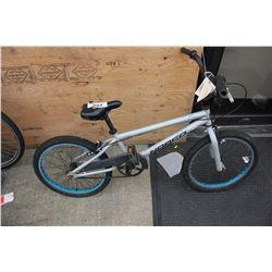 GREY NORCO RISE BMX BIKE