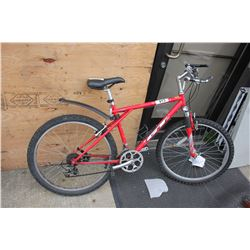 RED GT PALOMAR 21-SPEED MOUNTAIN BIKE