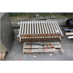 PALLET OF HEATERS