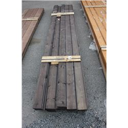 "LIFT OF 1"" X 6"" TONGUE & GROOVE LUMBER"