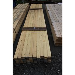 "LIFT OF 1"" X 4"" TONGUE & GROOVE LUMBER"