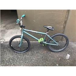 GREEN UNKNOWN BMX