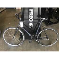PAINTED BLACK SPECIALIZED BIKE