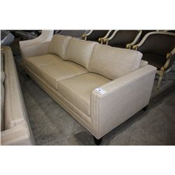 CREAM FABRIC SOFA