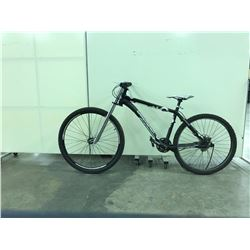 BLACK GARY FISHER WAHOO 21 SPEED MOUNTAIN BIKE